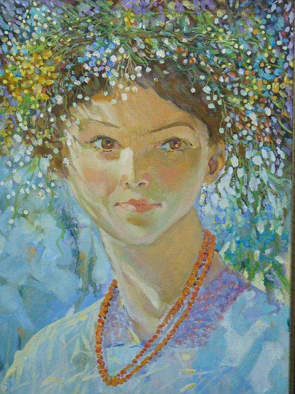 В Брянске открывается выставка живописца Владимира Саможенова