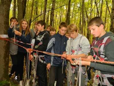 Сегодня в Брянске стартуют соревнования юных спасателей
