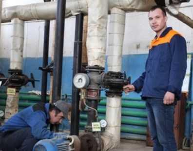 Бежицкая котельная перестала работать из-за аварии на водопроводе