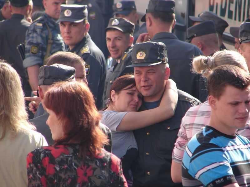 ВЦИОМ: россияне отмечают снижение грубости со стороны полиции