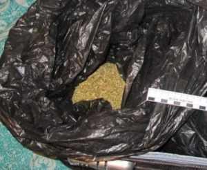 Под Брянском задержали одурманенного парня с наркотиками