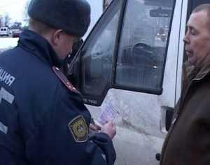 В Брянске с начала года задержали 1514 пьяных водителей