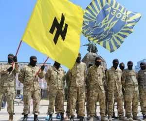 Мобилизованные на бойню украинские солдаты избили офицеров