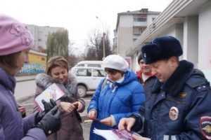 Около брянской школы №1 будет дремать «полицейский»