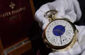 Самые дорогие в мире карманные часы проданы за 24 миллиона долларов