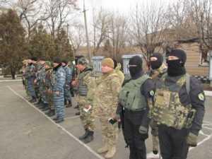 Над украинским Мариуполем сгустились устрашающие тучи