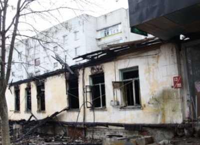 В сгоревшем общежитии брянского 111 завода погибла женщина