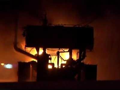 Из-за аварии на подстанции в Брянской области нарушено энергоснабжение
