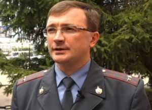 Главный полицейский борец с коррупцией стал фигурантом дела