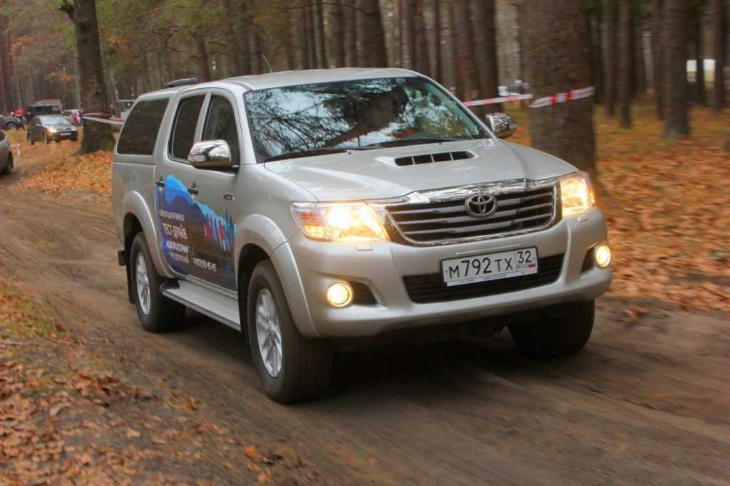 «Тойота Центр Брянск» дал возможность оценить свои джипы