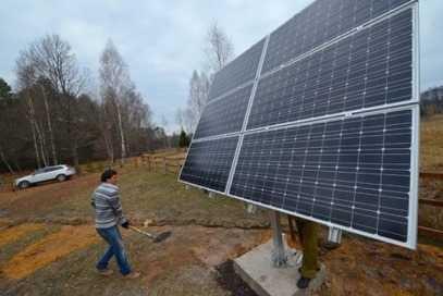 «Брянский лес» переходит на солнечную энергию