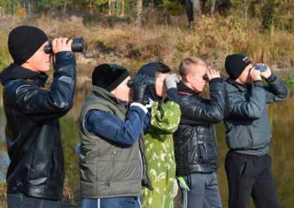 В «Брянском лесу» 300 школьников насчитали 89 видов птиц