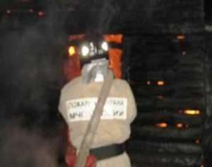 В брянской деревне сгорел дом – погибли три человека