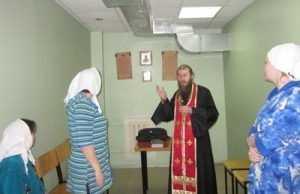 Молебен против пьянства