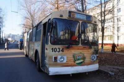 Водитель брянского троллейбуса употреблял героин в пути