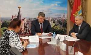 Александр Богомаз обвинил власть Брянского района в беззаконии
