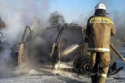 ДТП под Брянском, где сгорел «Форд», спровоцировал дальнобойщик