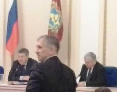 Юрий Мокренко стал и.о. заместителя брянского губернатора
