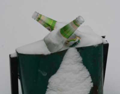 В Брянске похолодает до 12 градусов мороза