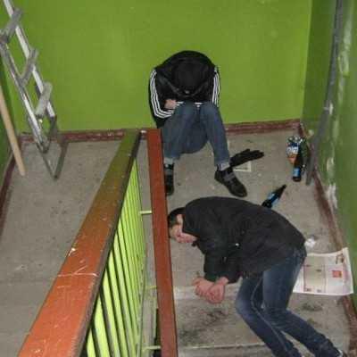 Брянск обрек молодежь на алкоголизм