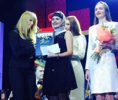 Брянская девушка стала студенткой года в России