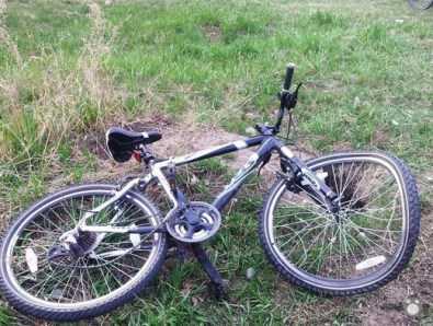 В Сельцо водитель удрал, покалечив 86-летнего велосипедиста