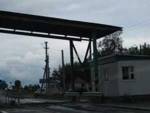 На брянской границе поставили заслон от белорусских контрабандистов