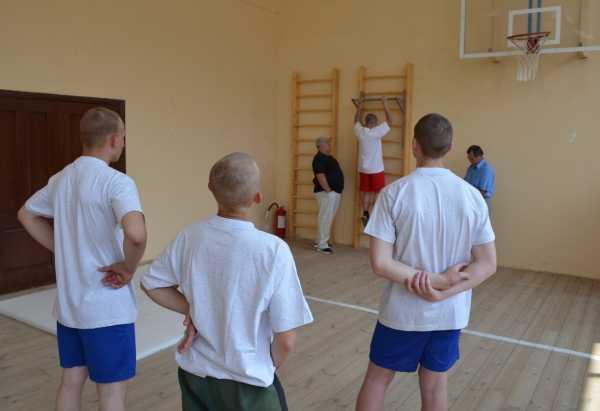 В Брянске юным нарушителям закона подарили «Звезду надежды»