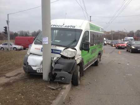 Три брянца пострадали в ДТП по вине автомобилистки