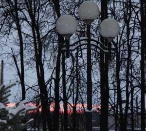 С воскресенья морозы в Брянской области станут крепче