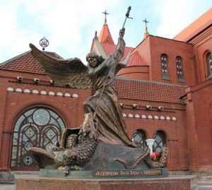 В сердце Минска под носом у Батьки созрела бандеровская измена