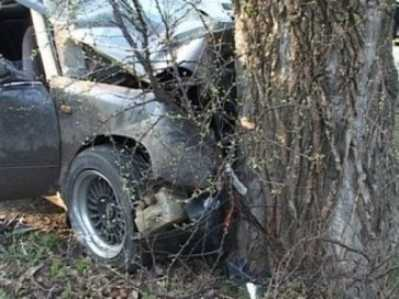 В Клинцовском районе водитель иномарки погубил пассажира