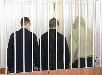 Трое брянцев ответят за убийство, кражу и нападение на полицейских