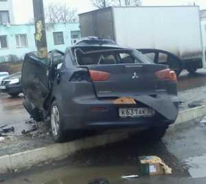 Дороги Брянской области признаны одними из самых аварийных