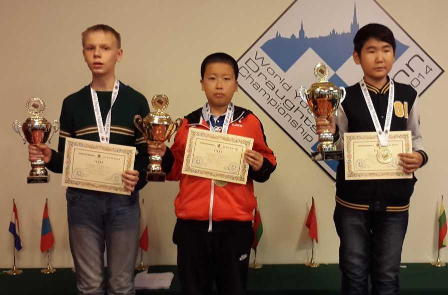 Брянский шашист завоевал «серебро» чемпионата мира