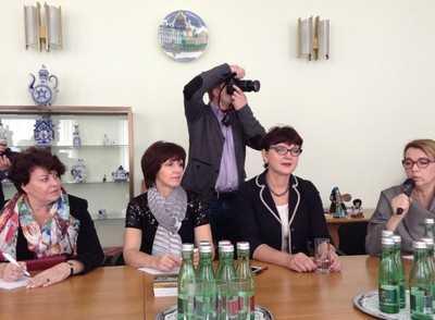 В Австрии представили проект реконструкции исторической части Брянска