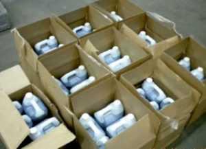 В брянском «Троебортном» задержали украинца с 200 литрами коньяка