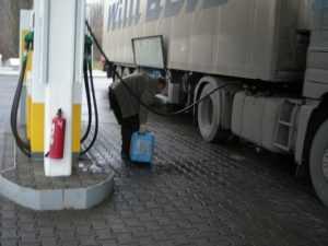 Белорусы перекрыли вывоз дешевого топлива из Брянской области