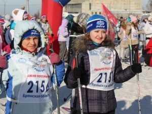 Брянские власти потрясли открытием 440 лыжных трасс без снега