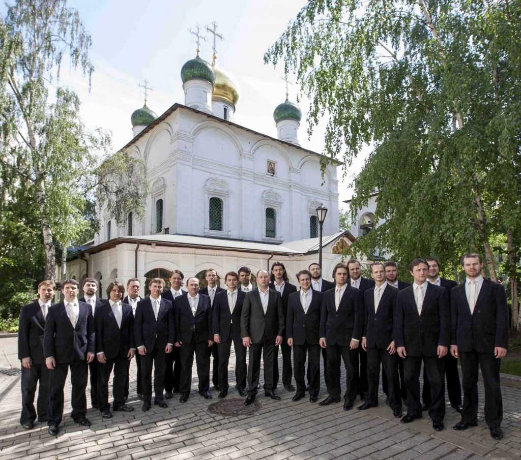 В Брянске хор Сретенского монастыря исполнит песни Пахмутовой
