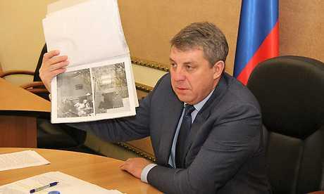 Брянский глава нашел способ покончить с чернобыльскими аферами