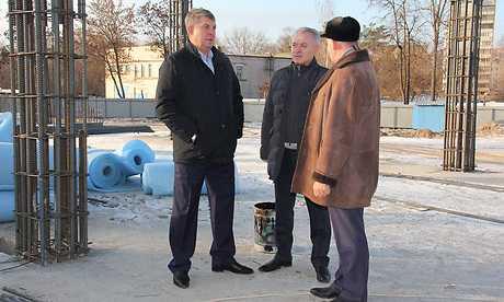 Перинатальный центр в Брянске достроят к 2017 году