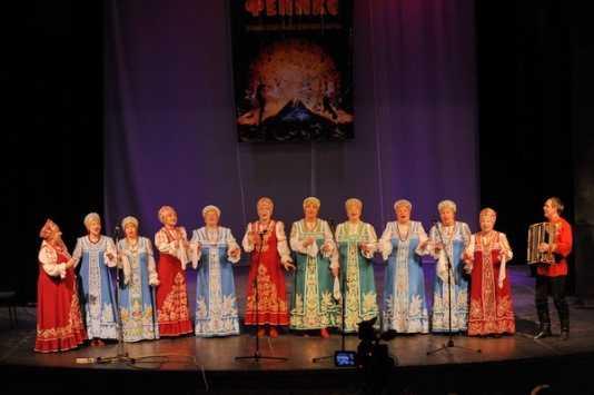 Брянские ансамбли победили на всероссийском конкурсе «Fenix-Fest»