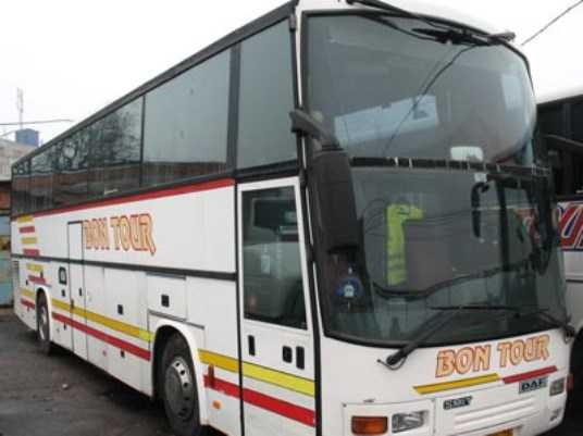 В брянском троллейбусном депо сгорел автобус