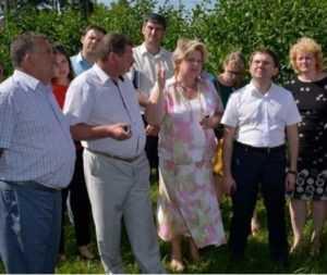 Арестована Светлана Роман, обвиняемая в афере с белобережскими домами
