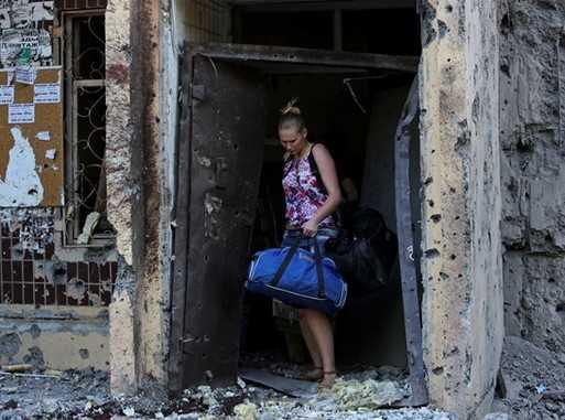 Поездка на Украину: сквозь войну и ненависть