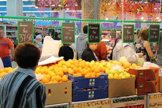 За месяц макароны и крупы в брянских магазинах подорожали на 11 процентов