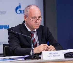 Брянец Сергей Прозоров вошел в правление «Газпрома»