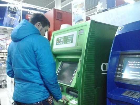 Денежная паника в Брянске наполовину угасла вместе с банкоматами