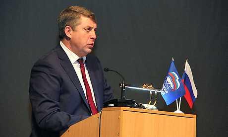 Брянский глава Александр Богомаз назвал стратегические задачи